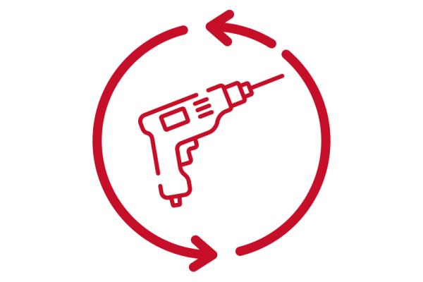 Bau- und Heimwerkermarkt Fasselt GmbH & Co. KG - Services - Maschinenverleih