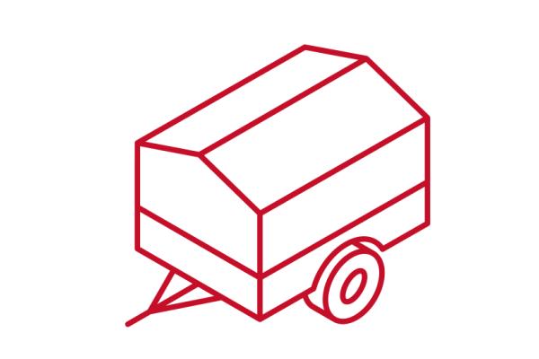 Bau- und Heimwerkermarkt Fasselt GmbH & Co. KG - Services - Anhänger-Verleih