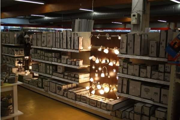Bau- und Heimwerkermarkt Fasselt GmbH & Co. KG - Abteilungen - Licht und Leuchtmittel