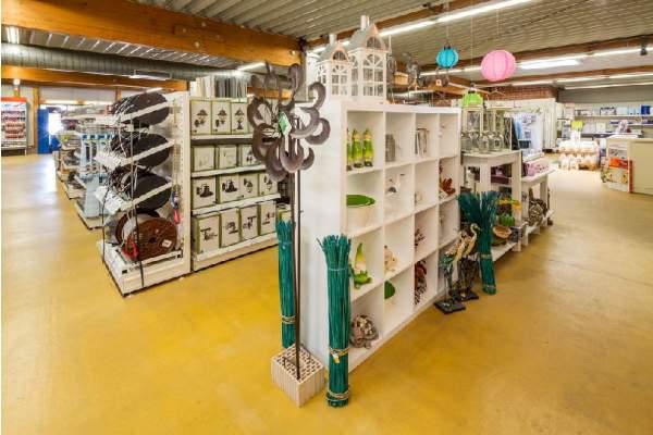 Bau- und Heimwerkermarkt Fasselt GmbH & Co. KG - Abteilungen - Dekoration