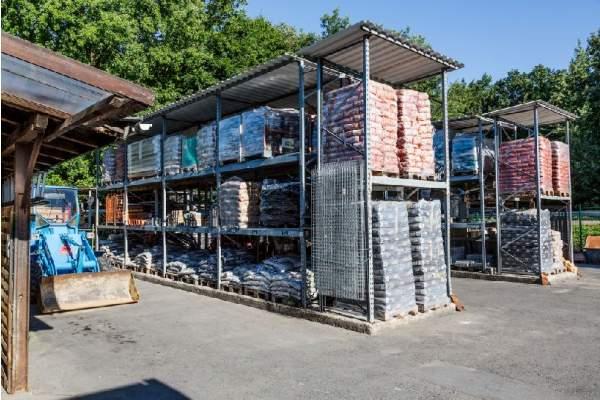 Bau- und Heimwerkermarkt Fasselt GmbH & Co. KG - Abteilungen - Baustoffe